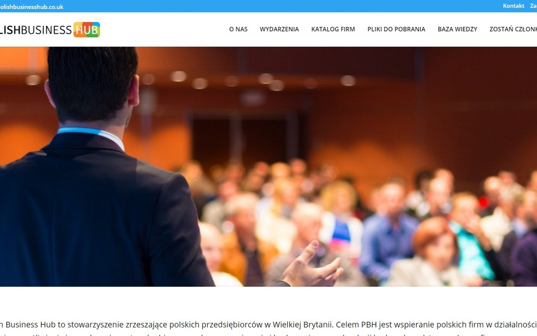 New Website Launched: Polish Business Hub