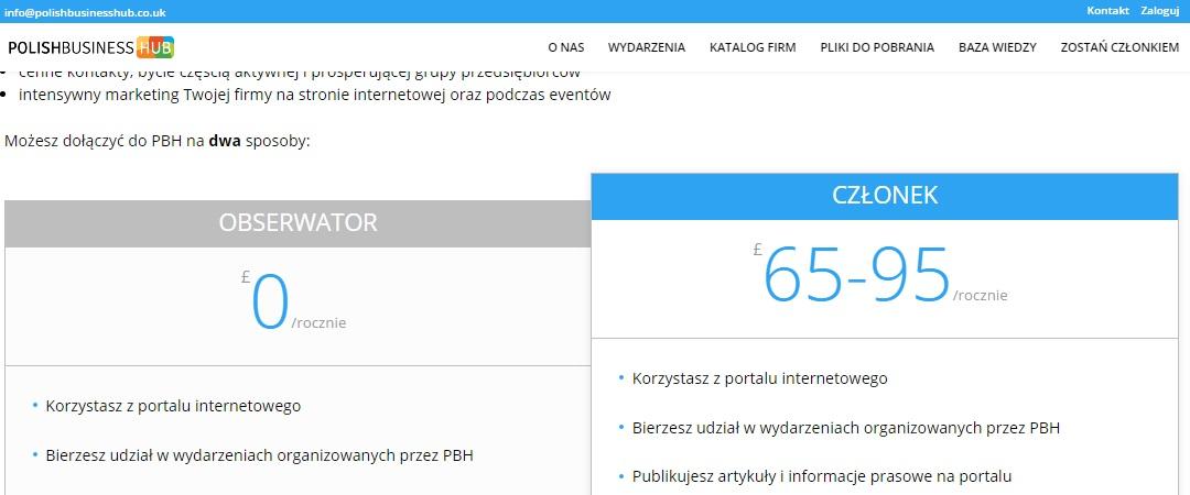 PBH Membership
