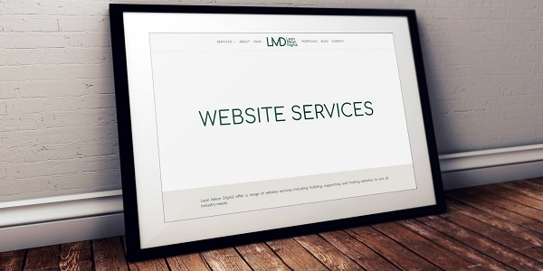 Website design in Dorset