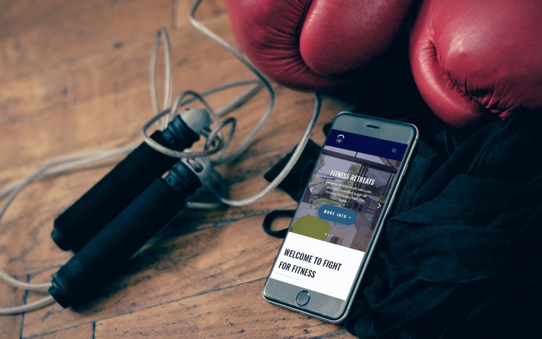 New Site Launched: Fight For Fitness
